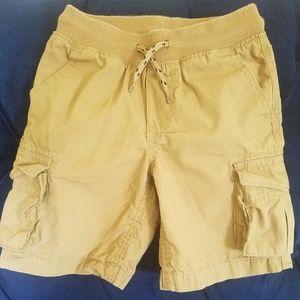 GAP Toddler Boy - 5T - Pull-On Khaki Cargo Shorts